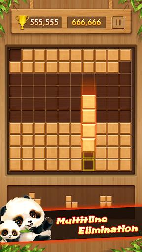 Wood Block Puzzle - Classic Wooden Puzzle Games 1.0.1 screenshots 12