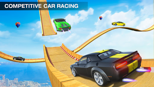 Ramp Car Stunts 3D: Mega Ramp Stunt Car Games 2020 1.0.03 screenshots 9