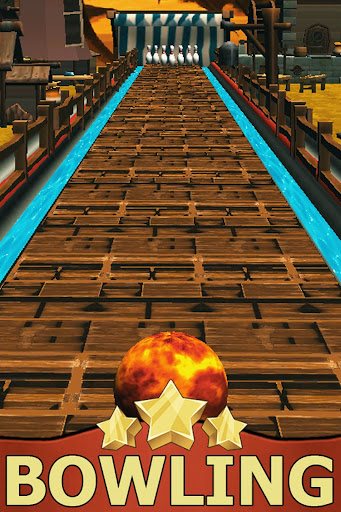 bowling fantasy - easy and free 3d sports game screenshot 1