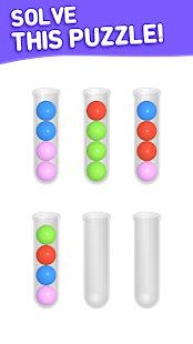Sort Puzzle: Fun Ball 0.0.744 Screenshots 6