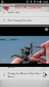 Miniature Painting – Scenery – Wh40k 1.80 Mod APK (Unlimited) 2