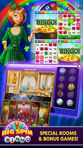 Big Spin Bingo | Play the Best Free Bingo Game! 4.6.0 screenshots 18