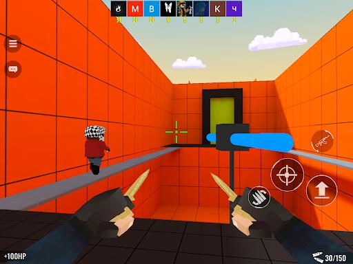 BLOCKFIELD - 5v5 shooter 0.9821 screenshots 18