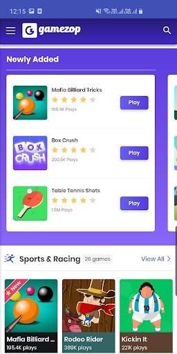 250 games in 1 app screenshots 3