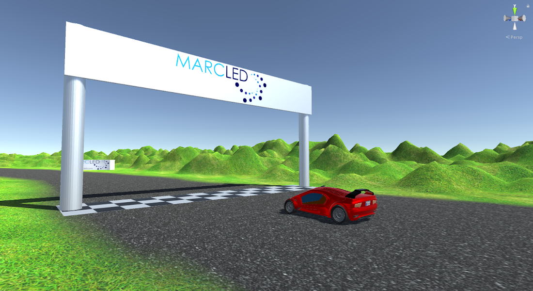 Marc Motorsport - Car Racing Game