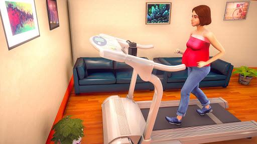 Virtual Pregnant Mom Baby Care - Mother Simulator 1.10 screenshots 3
