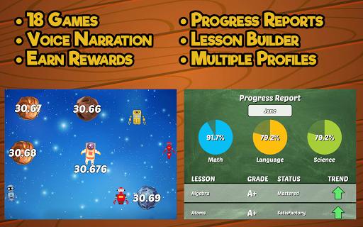 Sixth Grade Learning Games 5.2 screenshots 5