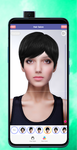 Face Makeup & Beauty Selfie Makeup Photo Editor 1.2 Screenshots 6