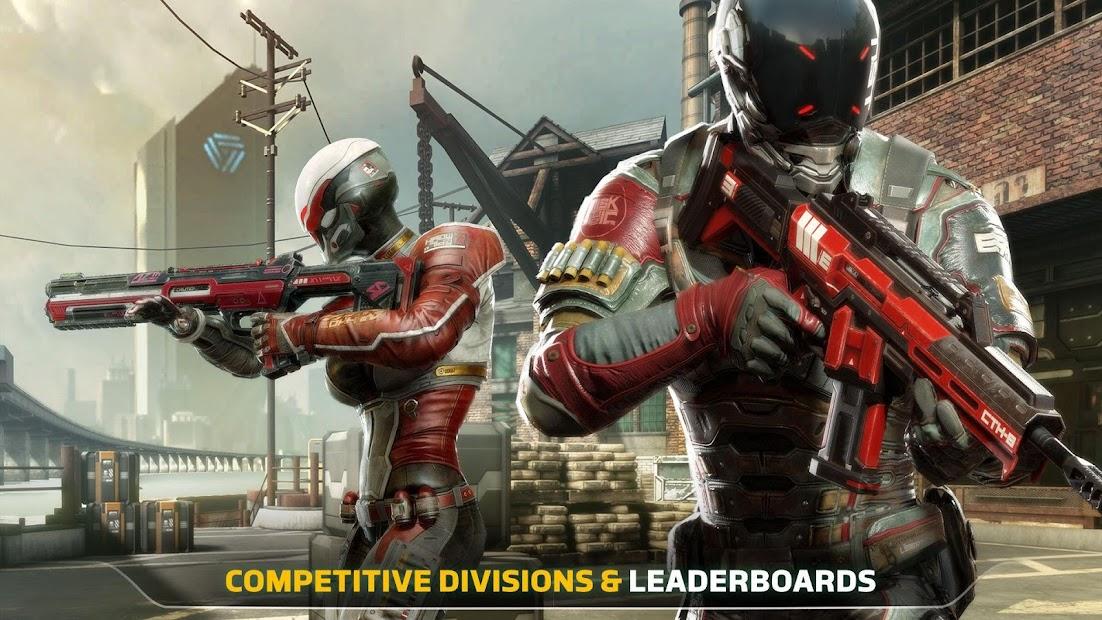 Modern Combat Versus: New Online Multiplayer FPS screenshot 2