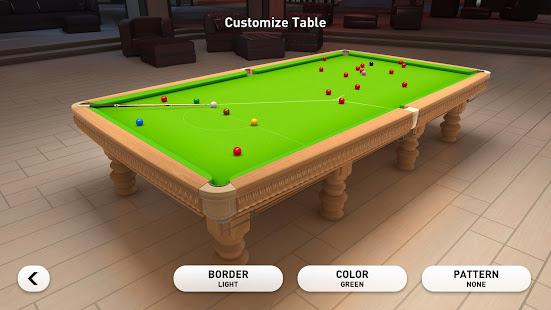 Real Snooker 3D 1.17 screenshots 2