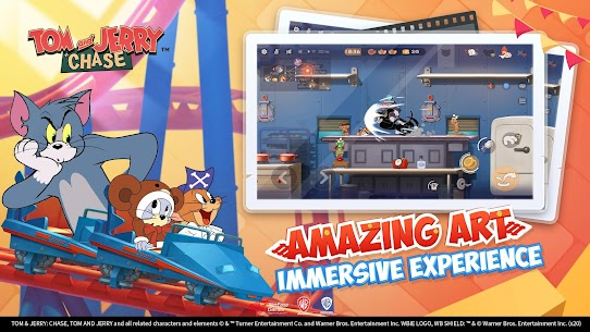 Tom and Jerry: Chase Mod 5.3.25 Apk (Unlocked) 2
