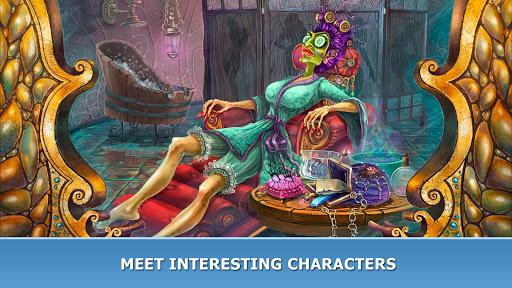 Hiddenverse: Witch's Tales - Hidden Object Puzzles apktram screenshots 5