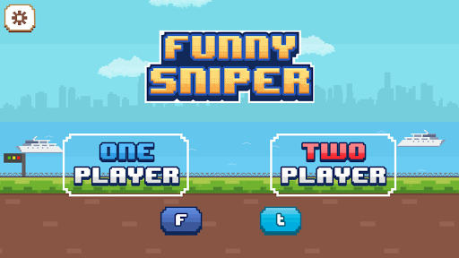Funny Snipers - 2 Player Games 3.0 screenshots 4