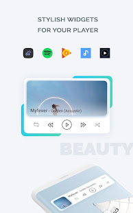 Audio Widget Pack Pro Mod Apk