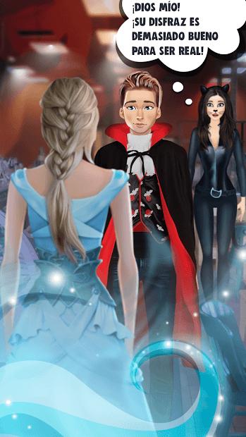 Captura de Pantalla 8 de Princesa Elfa Amor en la secundaria para android