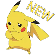 WAStickerApps - Pikachu Stickers for Whatsapp