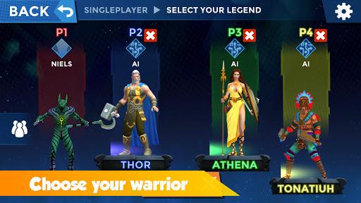 Rumble Arena - Super Smash Legends 2.3.4 screenshots 2