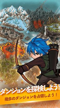 ダンジョン&ハンター:放置型RPG!のおすすめ画像3