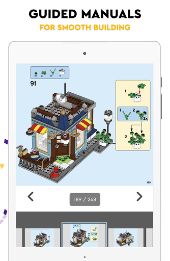 LEGOu00ae Building Instructions - Construction sets android2mod screenshots 12