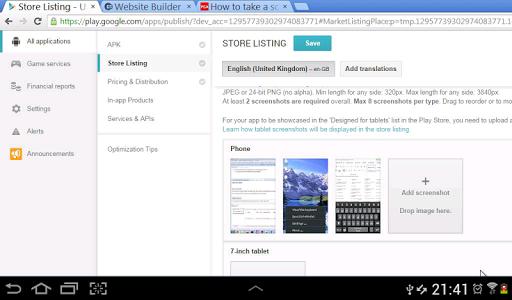 Foto do USB Mobile Monitor