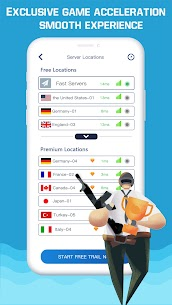 Free VPN Booster-Free Fast Private  Secure VPN Proxy Apk Download 2021 5