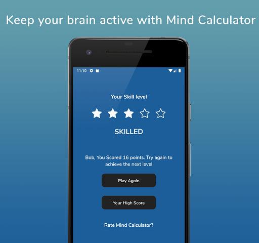 Mental Calculation speed : Calculation Training  screenshots 12