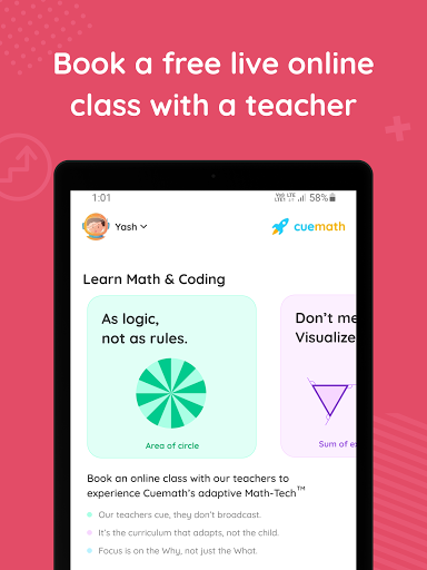 Cuemath: Math Games, Online Classes & Learning App 1.34.0 Screenshots 10