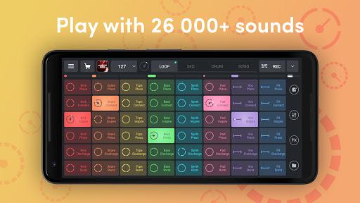 Remixlive - Make Music & Beats  Screenshots 1