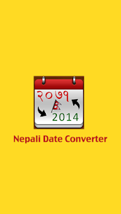 Nepali Date Converter  For Pc | Download And Install  (Windows 7, 8, 10 And Mac) 1