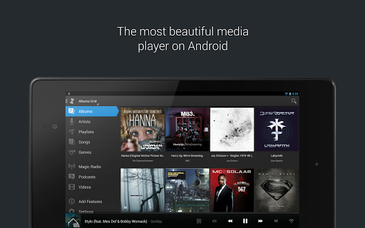 doubleTwist Music & Podcast Player with Sync screenshots 9