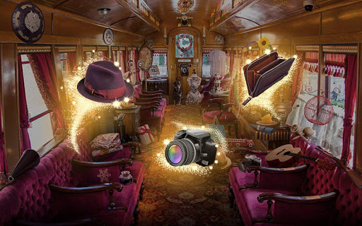 WTF Detective: Hidden Object Mystery Cases screenshots 2