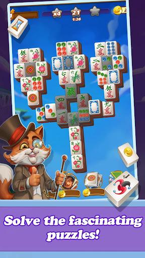 Offline Mahjong: Magic Islands No WiFi 91 screenshots 2