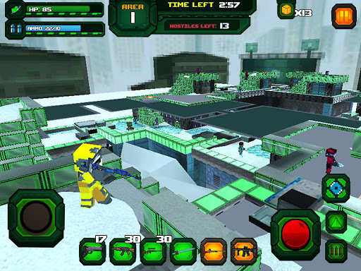 Rescue Robots Sniper Survival 1.101 screenshots 12