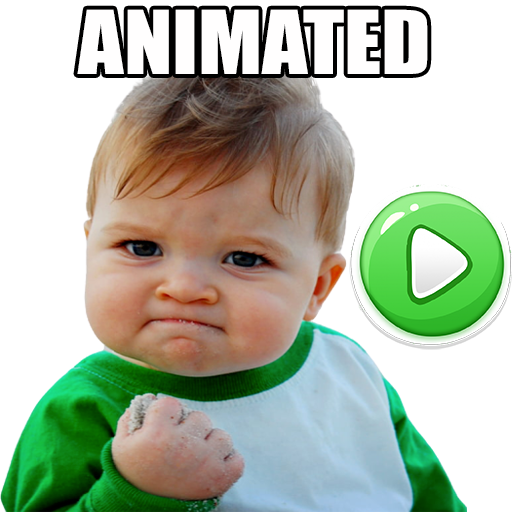 Animated Baby Memes Stickers Wastickerapps Apps On Google Play