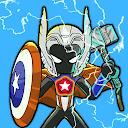 Hero stick war - stickman fight battle 2021