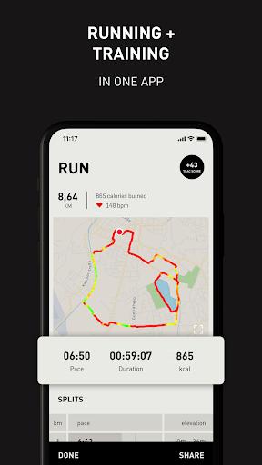 PUMATRAC Home Workouts, Training, Running, Fitness 4.16.1 Screenshots 4