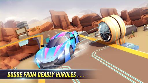 Mega Ramps - Galaxy Racer  screenshots 3