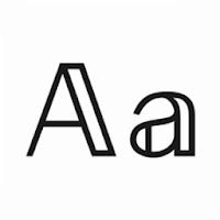 Fonts - Красивые Шрифты для Клавиатуры