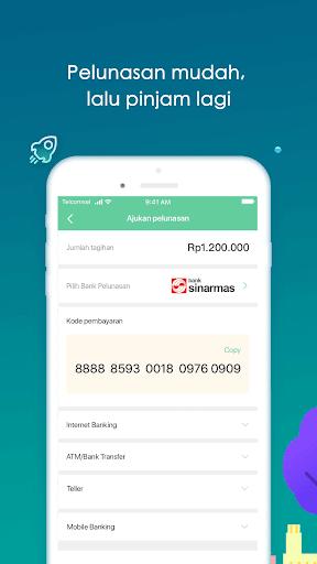 PinjamanGo- Aplikasi Pinjaman Uang Online Cepat Cair