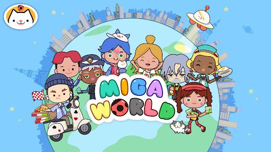 Miga Town: My World 1