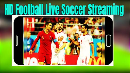 HD Football Live Soccer Streaming TV Lite 1.1 Screenshots 6