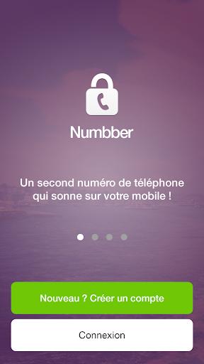 Numbber - Mon Second Numu00e9ro Apk 1