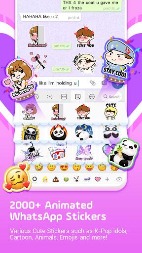 Facemoji Emoji Keyboard:DIY, Emoji, Keyboard Theme 2.8.1 Screenshots 7