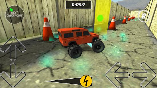 Toy Truck Rally 3D screenshots 2