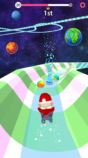 Aqua Path Slide Water Park Race 3D Game  screenshots 8