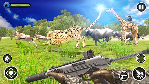 Animal Safari Hunter 1.0 screenshots 1