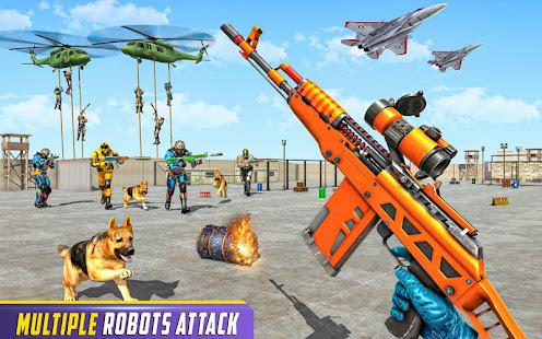 Download Robot Fps Shooting Games: Counter Terrorist Strike For PC Windows and Mac apk screenshot 11