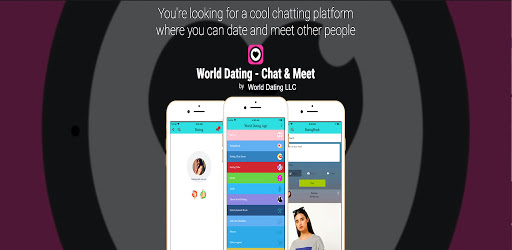 world dating chat
