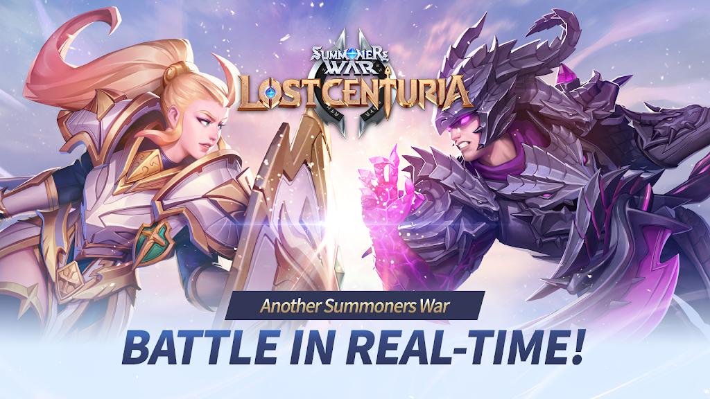 Summoners War: Lost Centuria poster 4