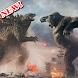 Godzilla vs Kong Wallpaper 4K